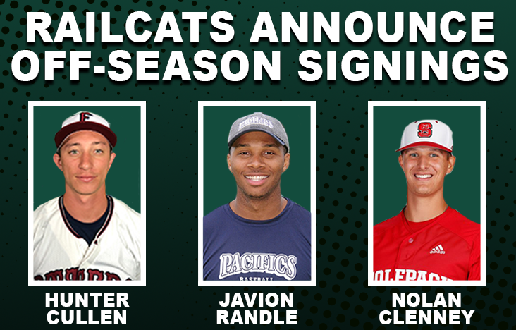 RailCats announce newest 2021 player signings