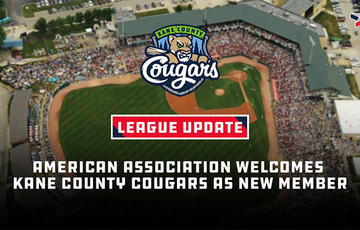 Kane County Cougars Join American Association