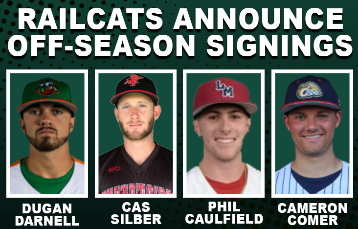 RailCats Announce 2021 Season Roster Moves