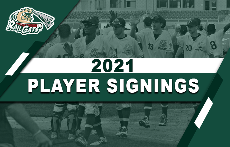 RailCats announce seven player additions for 2021 season