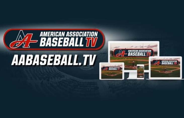 AMERICAN ASSOCIATION TO STREAM ALL GAMES ON WWW.AABASEBALL.TV FANS CAN WATCH EACH GAME OF THE 2020 SEASON LIVE ON NEW PLATFORM