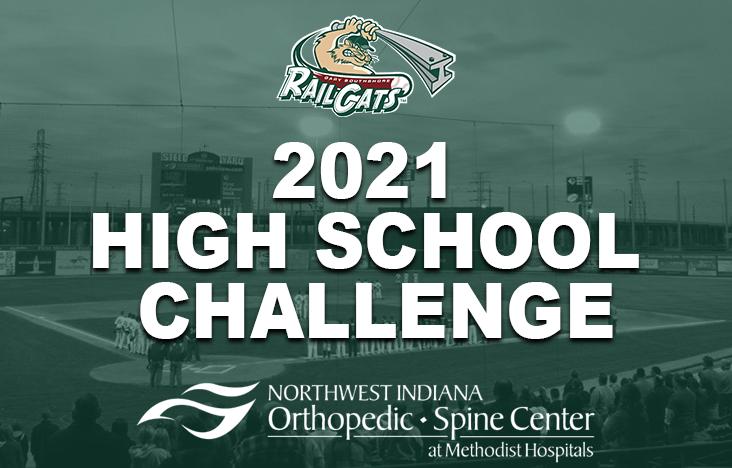 RailCats Announce High School Challenge Schedule