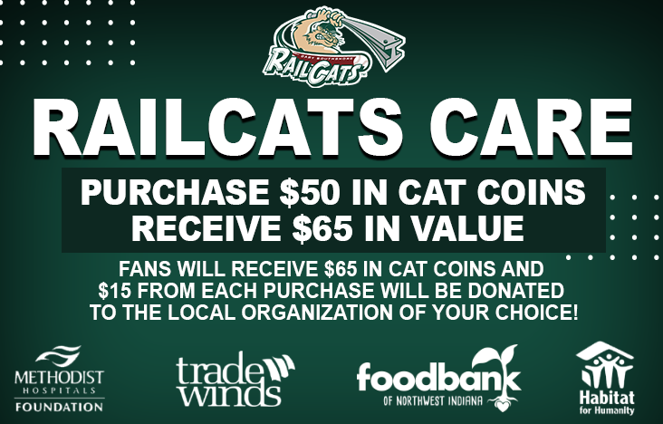 RailCats launch RailCats Care Program