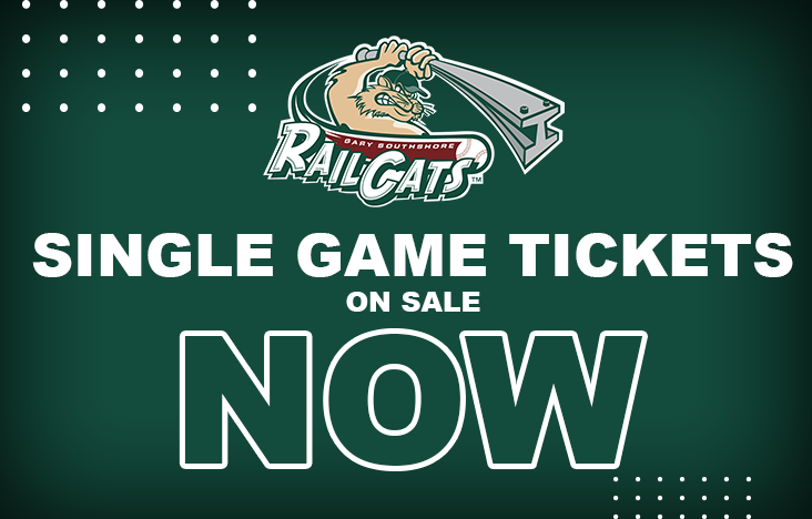2020 Single Game Tickets on Sale NOW!